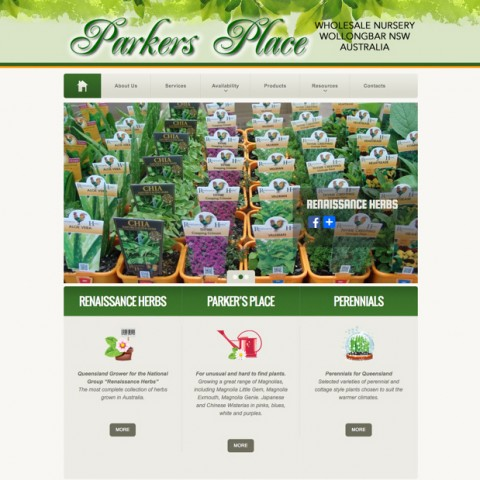 Parkers Place Nursery