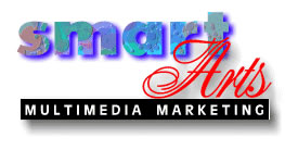 Smart Arts Marketing – web design Lennox Head, Ballina , Byron Bay & beyond logo