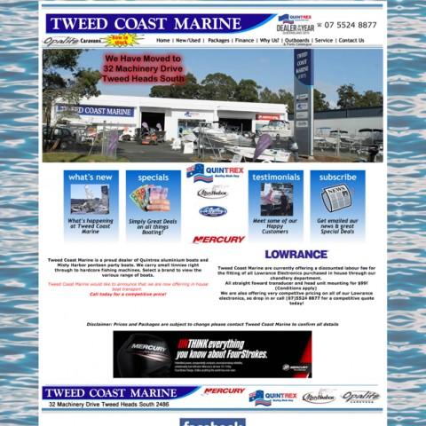 Tweed Coast Marine