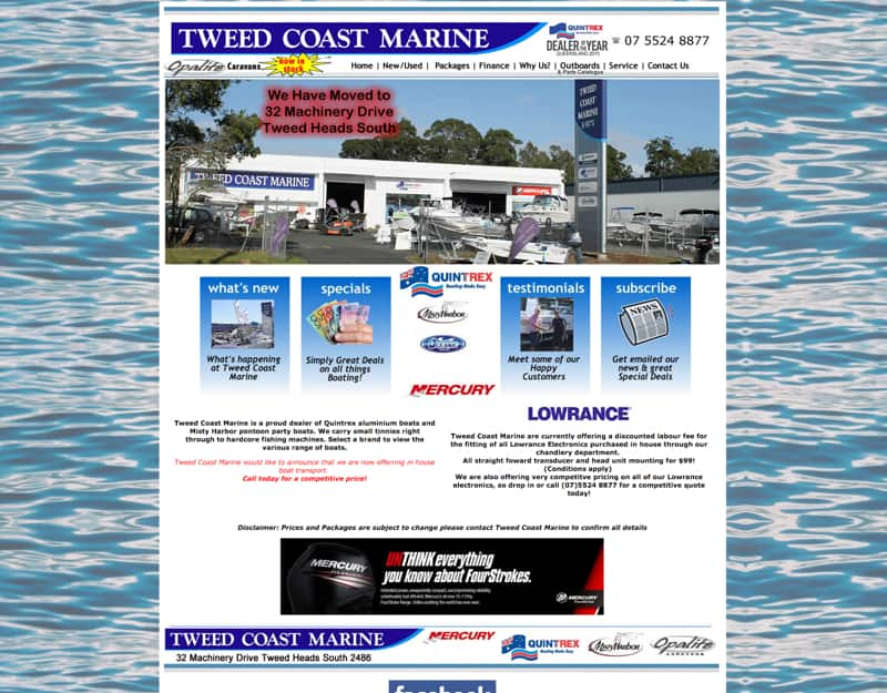 Tweed Coast Marine