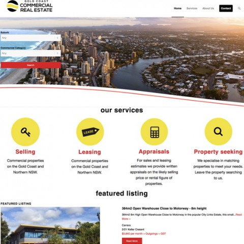 Gold Coast Commercial Real Estate
