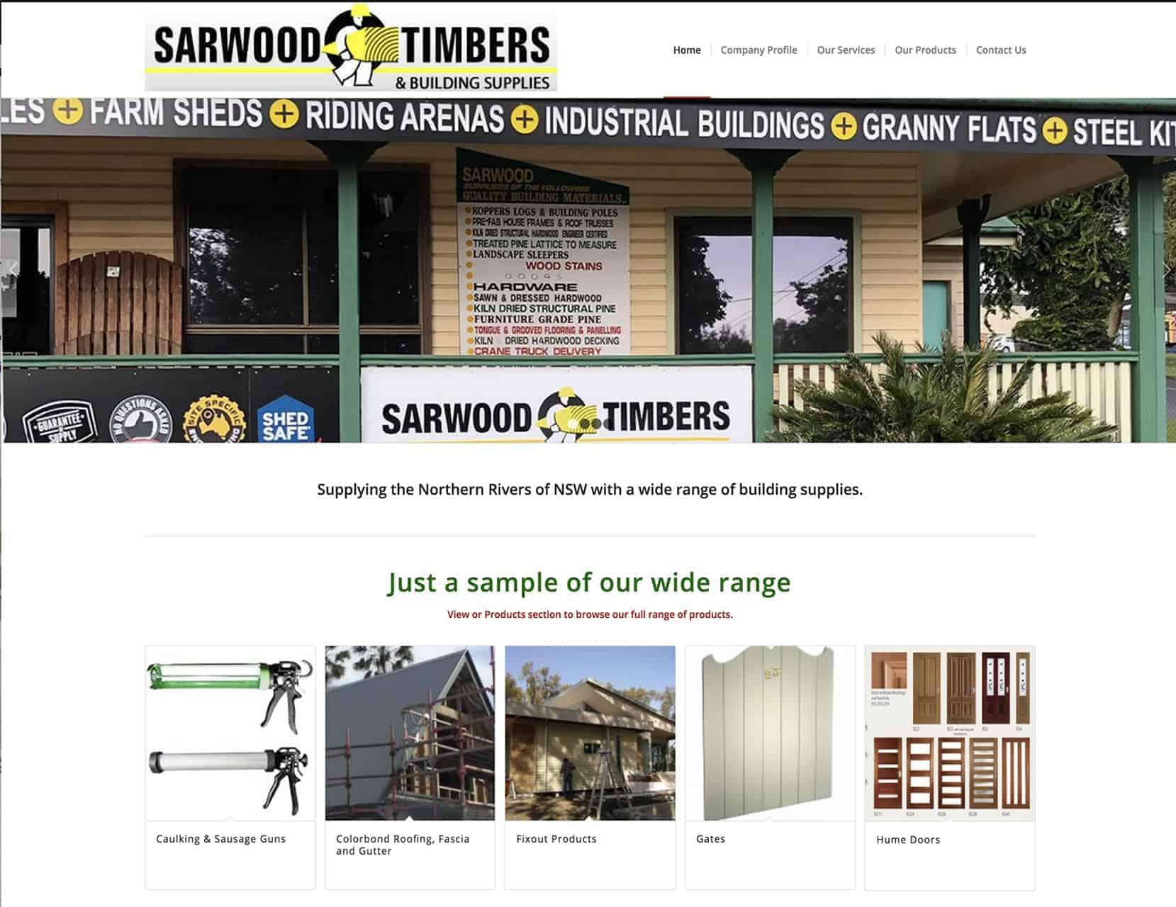 Sarwood